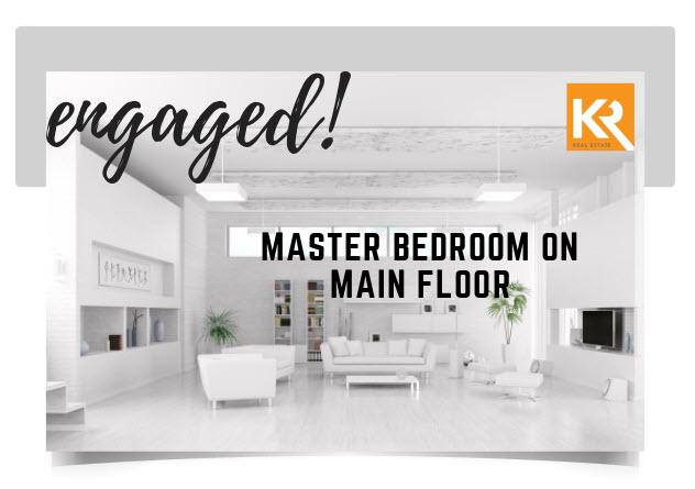 Master on Main Floor